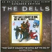 The Dells - They Said It Couldn't Be Done, But We Did It! (2012)  CD  NEW/SEALED