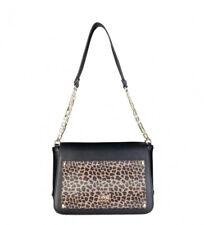 Black Leather Metallic Bags & Handbags for Women