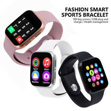 Touch Screen Tracker Sports Fitness Smart Watch Fit bit Style Fast Shipping UK
