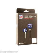 Seattle Seahawks iHip Noise-Isolating Earphones