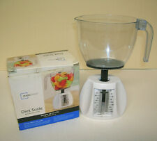 KITCHEN DIET SCALE MAINSTAYS weighs items up to 2lbs Plastic