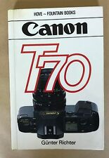 Canon T70 user guide