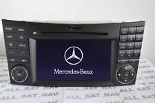 Mercedes Comand APS NTG2.5 W219 W211 CLS E Sat Nav navigation system latest V14