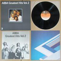 ABBA Greatest Hits Vol.2 [DSP-5113] JAPAN VINYL LP Record
