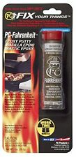 PC Products 25543 PC-Fahrenheit Moldable Epoxy Putty, 1 oz Stick, Brown