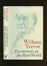 William Trevor~EXCURSIONS IN THE REAL WORLD~SIGNED TRUE UK 1ST/DJ~NICE COPY