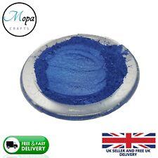 Cosmetic Mica Powder Royal Blue Pigment Soap Bath Bombs Eyeshadow Nail Art