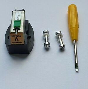 Clearaudio Virtuoso Moving Magnet phono cartridge