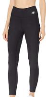 New Balance Core Space Dye Black Legging Women's Size XS 87820
