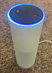 Amazon Echo (1st Generation) Smart Assistant - White - Barely Used