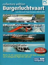Abacus Burgerluchtvaart (Flight Simulator 2002 + 200 specificaties)