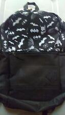 Bioworld Batman Zipper-Close Backpack NWT