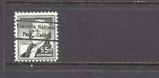CALIFORNIA Precancel: $5 Hamilton from Liberty Series (# 1053)