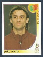PANINI KOREA/JAPAN WORLD CUP 2002- #309-PORTUGAL-JOAO PINTO