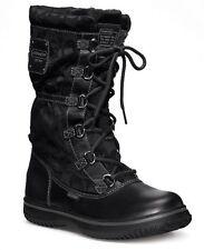 COACH SHAINE SIGNATURE BLACK WINTER BOOTS WOMEN SIZE 6.5/M NIB