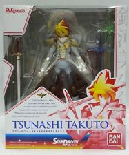 """Bandai S.H.Figuarts Star Driver Tsunashi Takuto 6"""" H Action Figure"""