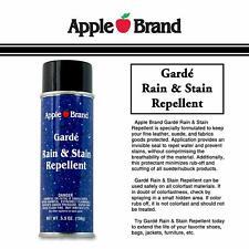 Apple Brand Garde Rain & Stain Water Repellent Protector Spray 5.5oz For Handbag