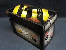 Ghostbusters - TIN BOX TRAP - Nerd Block Exclusive - 7 3/4 x 5 3/4 x 4 1/4 in  @
