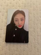 Loona Yves Premier Greeting Meet & Up Official Photocard Card Kpop K-pop