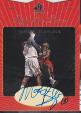 Mookie Blaylock 1999 UD SP Authentic Sign of the Times autograph auto card MB
