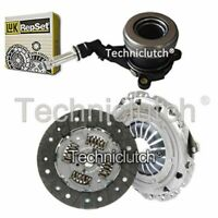 NATIONWIDE 2 PART CLUTCH KIT WITH LUK CSC FOR VAUXHALL VECTRA HATCHBACK 1.8