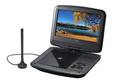 """Reflexion DVD9017 tragbarer 9"""" LCD-Bildschirm mit DVD-Player und DVB-T2 HD"""