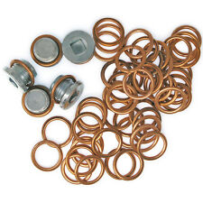 Peugeot Citroen Diesel Maxi Pack: 5 Sump Plugs & 50 Washers OE 163.93  MP12