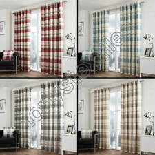 Cotton Blend Living Room Curtains & Blinds