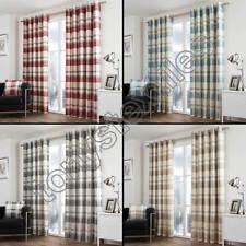 Cotton Blend Hallway Curtains & Blinds