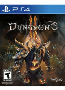 Dungeons II Ps4 PlayStation 4 T Kids Game 2