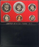 1979-S Proof Set United States US Mint Original Government Packaging Box SBA $