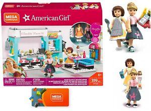 Mega Construx American Girl Maryellen's Seaside Diner 319 Pieces