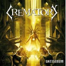 Crematory - Antiserum (Limited Digi) (NEW CD)