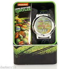 Nickelodeon Teenage Mutant Ninja Turtles Boys Lenticular Digital Watch New