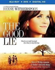 The Good Lie (Blu-ray/DVD, 2014, 2-Disc Set, Includes Digital Copy UltraViolet)