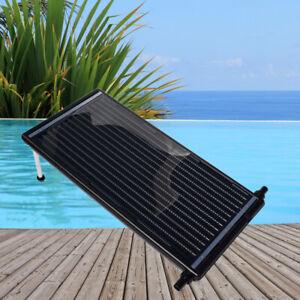 PoolSun Sonnenkollektor Pool Solarheizung Poolheizung Solar Heizung  Solarmodul