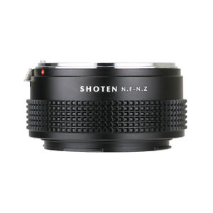 SHOTEN adapter for NIKON AUTO AIS AI F mount lens to Nikon Z mount Z6 Z7 camera