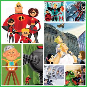 Topps Disney Collect - Incredibles - Superhero Collection  Master Set w/Awards