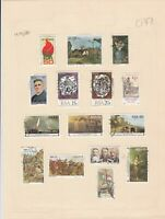 south african 1979/80 stamps page ref 17909