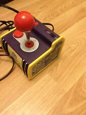 namco jakks pacific plug & play console has 5 games including pac-man