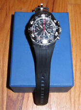 Seiko Sportura Chronograph 7T62-0JZ0, Serial #990233, with Box - Works Great!