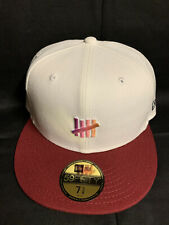 New Era Undefeated 59fifty Hat Cap white 7 3/8