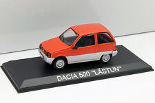 DACIA 500 lastun Orange 1:43 ALTAYA