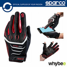 002094 Sparco Hypergrip Gaming Gloves for PC / Console / Simulator / Sim Rig