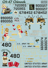 Print Scale 48-043 - 1/48 Decal for Ch-47 Chinook