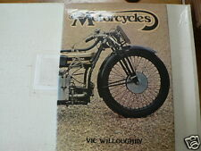 CLASSIC MOTORCYCLES BY VIC WILLOUGHBY BSA GOLD STAR,INDIAN,RUDGE,HONDA FOUR,FATH