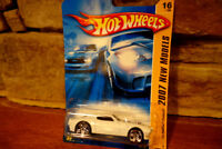 Hot Wheels Diecast 2007 Model Year 1970 Pontiac Firebird