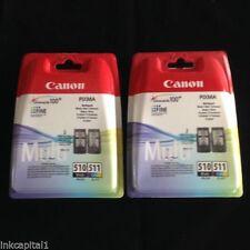 Cartouches d'encre tricolore jet d'encre pour imprimante avec offre groupée