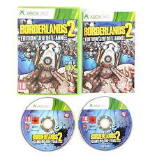 Borderlands 2 Edition jeu de l'année GOTY Game of The Year Xbox 360 Jeu