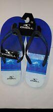 O'Neil Men's Flip Flops Blue Size 13